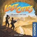 Lost Cities - The Card Game (Kosmos GERMAN)