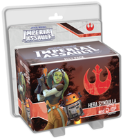Star Wars: Imperial Assault - Hera Syndulla and C1-10P Ally Pack (PREORDER - No ETA)