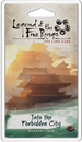 Legend of the Five Rings: The Card Game - Into the Forbidden City (Imperial Cycle #3)
