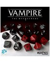 Vampire - The Masquerade - Dice Set (20 Custom 10-sided Dice) (PREORDER - ETA AUG/SEP)