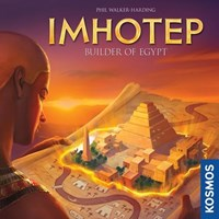 Imhotep (English Edition - PREORDER 30th SEPTEMBER)