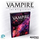 Vampire: The Masquerade 5th Edition (Hardcover)