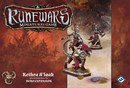 Runewars Miniatures Game: Kethra A'laak - Hero Expansion