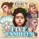 Legacy: The Testament of Duke de Cracy - Five Families Expansion