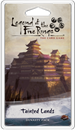 Legend of the Five Rings: The Card Game - Tainted Lands (The Balance of the Elements cycle #2)