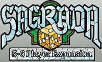 Sagrada 5-6 Player Expansion (PREORDER)