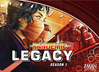 Pandemic: Legacy (Red - PREORDER)