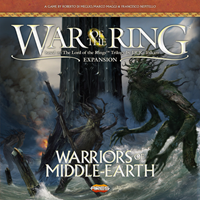 War of the Ring 2nd Edition: Warriors of Middle Earth Expansion (PREORDER - 27th October)