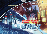 Pandemic: Legacy (Blue - PREORDER)