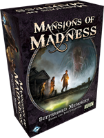 Mansions of Madness: Second Edition - Suppressed Memories Figure and Tile Collection (RESTOCK PREORDER - ETA, 13th SEPT)