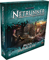 Android: Netrunner - Reign and Reverie Deluxe Expansion (REPRINT) (PREORDER)