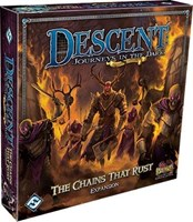 Descent: The Chains That Rust Expansion (PREORDER)