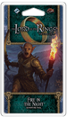 The Lord of the Rings: The Card Game - Fire in the Night Adventure Pack (Ered Mithrin Cycle #3) (PREORDER)