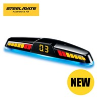 New Steelmate PTS410M20 VOICE WARNING + LED DISPLAY