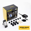 TP-V2 with Repeater | 6 Wheel External TPMS for 4-wheel Vehicle/+Trailer