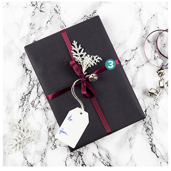 Wednesday #wrapspiration Christmas gift wrapping tips for Photography