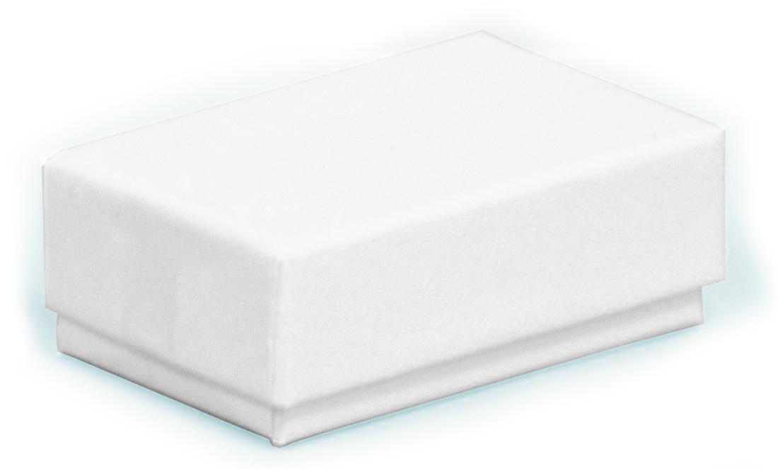 Tiny White Gift Boxes In Cardboard Multi Purpose Small Gift Boxes 46x29x16mm Cf11