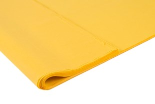Recycled Golden Tissue Paper | 240 Sheets | Large