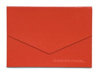Luxury Orange Envelope Boxes