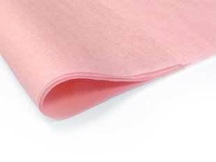 Recycled Light Pink Tissue Paper - 240 sheets (S) (TPLP03)