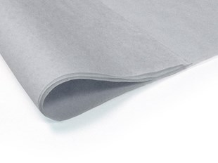 Recycled Grey Tissue Paper - 240 sheets (S) (TPGREY03)