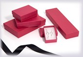 Kraft Red jewellery boxes & gift boxes