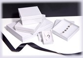 White Gloss Jewellery Boxes