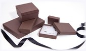 Kraft Chocolate jewellery boxes & gift boxes