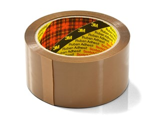 Scotch packing tape 66 metre - 1 roll