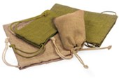 Pouches and fabric bags