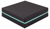 Shoulder Box Collection | Bangle Jewellery Box Black & Turquoise