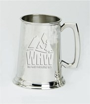 Official West Highland Way Pewter Tankard