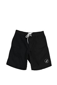 ZION WETSUITS Shred Stretch Boardshorts - Black