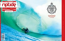 RIPTIDE ISSUE 191 + Free DVD