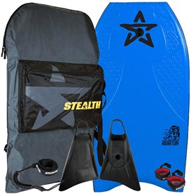 STEALTH BODYBOARDS Aviator EPS Core - 2016/17 Model - Package Deal
