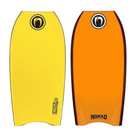 NOMAD BODYBOARDS Enigma XL EPS Core - 2017/18 Model