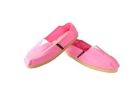 Applegator Shoes - Pink