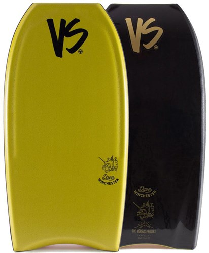 VS BODYBOARDS Dave Winchester Tech Polypro Core Bodyboard - 2015/16 Model