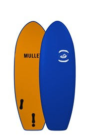 MULLET SOFT SURFBOARD Nugget Model - 4' 6 - Royal Blue - 2016/17 Model