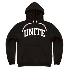 UNITE Athletica Hooded Jumper - Black
