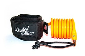 LIMITED EDITION Sylock Wrist Leash - Orange