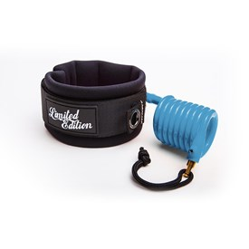 LIMITED EDITION Sylock Large Bicep Leash - Cyan