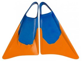 SURFDUST FINS - Blue/ Orange
