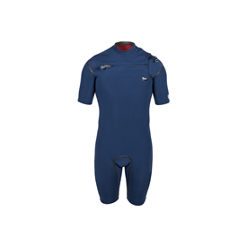 Agent Eighteen Wetsuits - Winston 202mm Springsuit - Midnight  - Summer 2015/16 Range