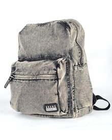 GRAND FLAVOUR Day Break Backpack - Black Acid