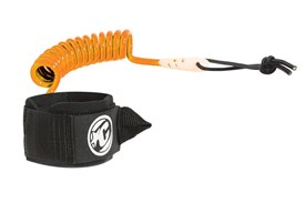 CREATURES OF LEISURE Coiled Wrist Leash - Orange