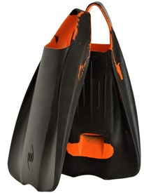 POD Fins PF1 - Black / Orange
