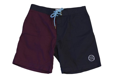 ZION WETSUITS Blood Simple Stretch Boardshorts