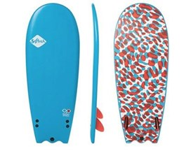 SOFTECH ROCKET ATTACK SOFT SURFBOARD - 4'4