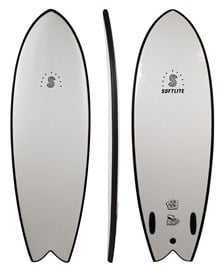 SOFTLITE SURFBOARDS Mad Lab Beaker 5'6